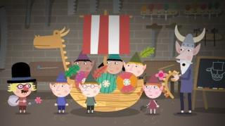 Ben And Holly's Little Kingdom - Season 2, Episode 5 (Spies)