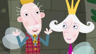 Ben And Holly's Little Kingdom - Season 2, Episode 32 (Granny And Grandpa)