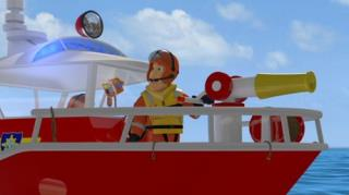 Fireman Sam - Season 9, Episode 6 (Escape From Pontypandy Island)