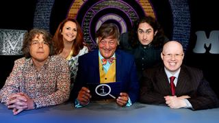 QI - Season 14, Episode 1 (Medley Of Maladies)