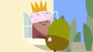 Ben And Holly's Little Kingdom - Season 1, Episode 47 (Acorn Day)