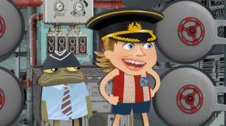 The Flamin' Thongs - Season 1, Episode 18 (20,000 Leaks Under The Sea)