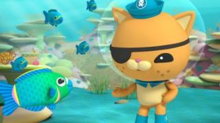 Octonauts - Season 1, Episode 45 (The Octonauts And The Pirate Parrotfish)