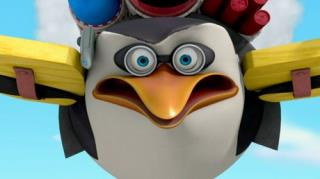 The Penguins Of Madagascar - Season 1, Episode 30 (Gator Watch/ In The Line Of Doody)