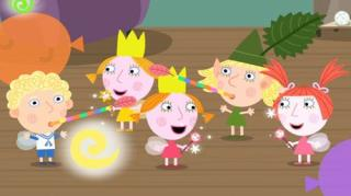 Ben And Holly's Little Kingdom - Season 1, Episode 50 (The Party)