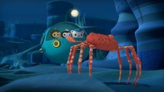 Octonauts - Season 1, Episode 50 (The Octonauts And The Spider Crab)