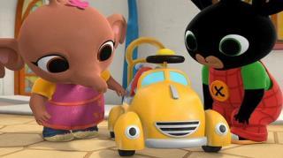 Bing - Season 1, Episode 34 (Talkie Taxi)