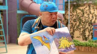 hoopla doopla! - Season 1, Episode 26 (Dinosaur)