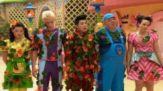 hoopla doopla! - Season 1, Episode 27 (Jango's Big Clean Up)