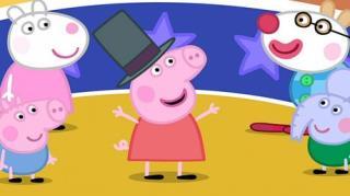 Peppa Pig - Season 6, Episode 23 (Peppa's Circus)