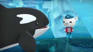 Octonauts - Season 1, Episode 37 (The Octonauts And The Arctic Orcas)