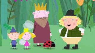 Ben And Holly's Little Kingdom - Season 2, Episode 7 (Gaston Goes To School)