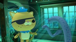 Octonauts - Season 1, Episode 38 (The Octonauts And The Slime Eels)