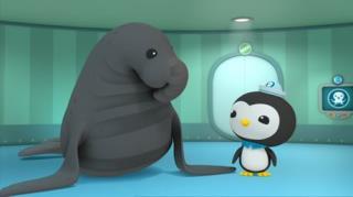 Octonauts - Season 1, Episode 39 (The Octonauts And The Enormous Elephant Seal)