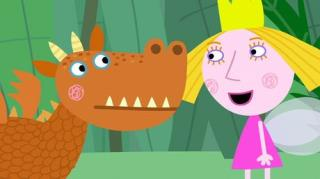 Ben And Holly's Little Kingdom - Season 2, Episode 10 (Baby Dragon)