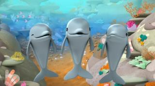Season 1, Episode 41 (The Octonauts And The Dolphin Reef Rescue)