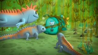 Octonauts - Season 1, Episode 43 (The Octonauts And The Marine Iguanas)
