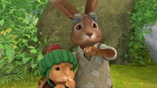 Peter Rabbit - Season 2, Episode 4 (The Tale Of Old Brown's New Roost)