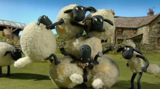 Shaun The Sheep - Season 1, Episode 33 (Stick With Me)