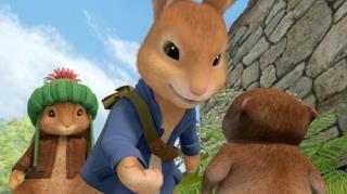 Peter Rabbit - Season 2, Episode 9 (The Tale Of The Tiny Terror)