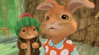 Peter Rabbit - Season 2, Episode 10 (The Tale Of The Treehouse Rescue)
