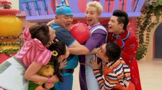 hoopla doopla! - Season 1, Episode 46 (Best Friends Day)