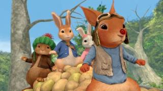Peter Rabbit - Season 2, Episode 8 (The Tale Of The Great Potato Plunder)