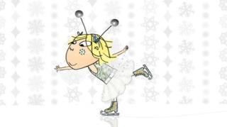 Charlie And Lola - Season 3, Episode 23 (I Really Really Need Actual Ice Skates)