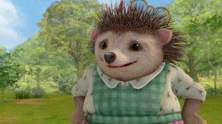 Peter Rabbit - Season 2, Episode 12 (The Tale Of The Heroic Hedgehog)