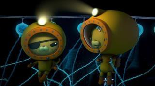 Octonauts - Season 3, Episode 14 (The Octonauts And The Siphonophore)