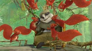 Peter Rabbit - Season 2, Episode 13 (The Tale Of The High-flying Badger)