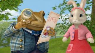 Peter Rabbit - Season 2, Episode 15 (The Tale Of The Perilous Party)