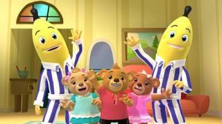 Bananas In Pyjamas - Season 1, Episode 72 (Beach Carnival)