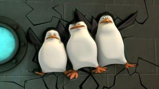 The Penguins Of Madagascar - Season 1, Episode 51 (Operation: Neighbour Swap/ Herring Impaired)