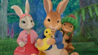 Peter Rabbit - Season 2, Episode 18 (The Tale Of The Missing Ducklings)