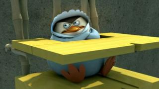 The Penguins Of Madagascar - Season 1, Episode 52 (Rock-a-bye Birdie/ All Tied Up With A Boa)