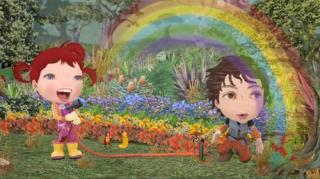 dirtgirlworld - Season 1, Episode 31 (Rainbows)