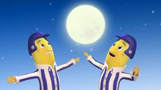 Bananas In Pyjamas - Season 1, Episode 80 (Over The Moon)