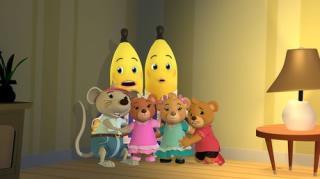 Bananas In Pyjamas - Season 1, Episode 81 (The Sneaky Shadows)