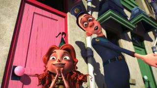 The New Adventures Of Figaro Pho - Season 2, Episode 18 (Mailman Mania)