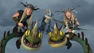 Dragons: Defenders Of Berk - Season 2, Episode 4 (Tunnel Vision)