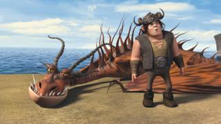 Dragons: Defenders Of Berk - Season 2, Episode 5 (Race To Fireworm Island)