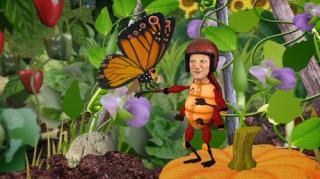 dirtgirlworld - Season 1, Episode 45 (Butterflies)