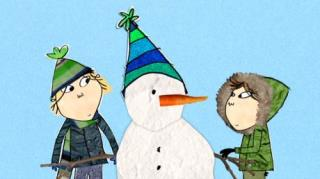 Season 1, Episode 19 (Snow Is My Favourite And My Best)