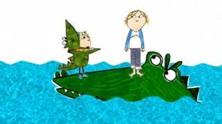 Season 1, Episode 26 (But I Am An Alligator)
