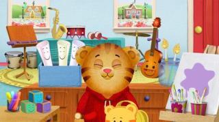 Daniel Tiger's Neighbourhood - Season 1, Episode 3 (Daniel Visits School)