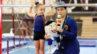 Humpty's Big Adventure - Season 1, Episode 8 (Gymnastics)