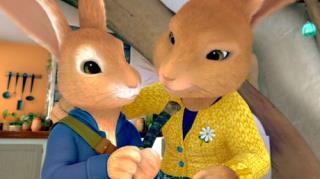 Peter Rabbit - Season 2, Episode 26 (The Tale Of Mum's Precious Things)