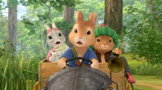 Peter Rabbit - Season 2, Episode 27 (The Tale Of The Racing Rabbit)