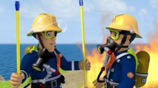 Fireman Sam - Season 9, Episode 15 (Pontypandy Heatwave)